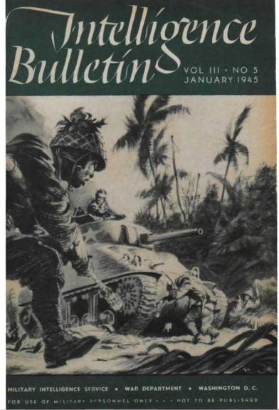 United States. War Department - 1945-01 Intelligence Bulletin Vol 03 No 05
