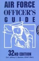 Air Force Officer's Guide (Air Force Officer's Guide, 32nd Edition)