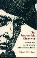 The impossible observer by Uphaus, Robert W.