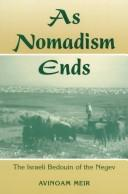 As Nomadism Ends