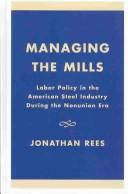 Download Managing the Mills