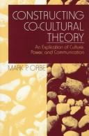 Download Constructing co-cultural theory