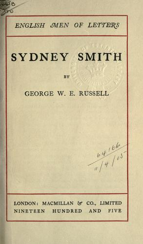 Download Sydney Smith.