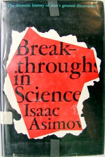 Download Breakthroughs in science