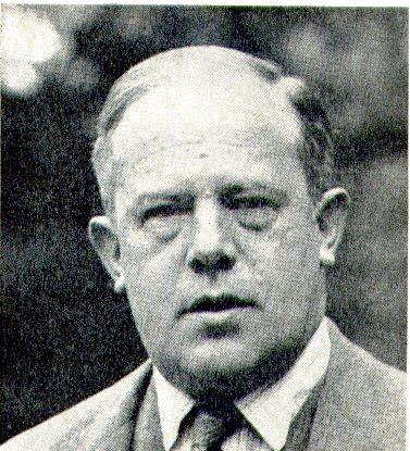 Photo of C. M. Bowra