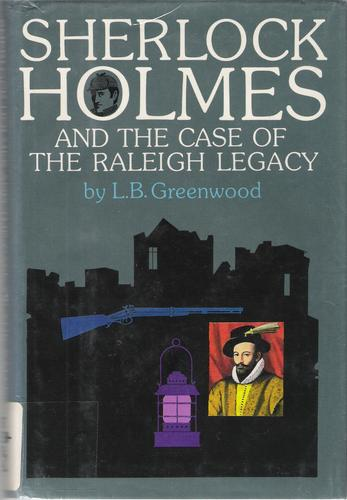 Download Sherlock Holmes and the case of the Raleigh legacy