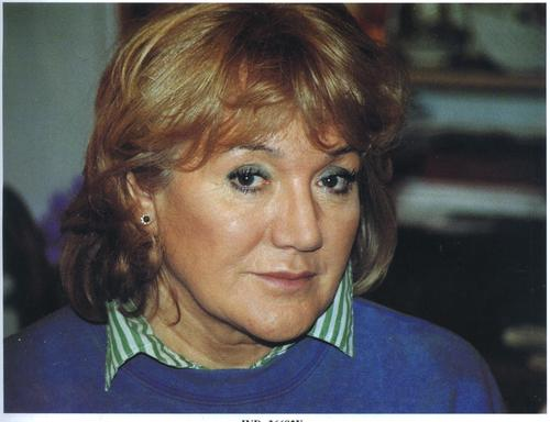 Photo of Aleksandra Ziolkowska-Boehm