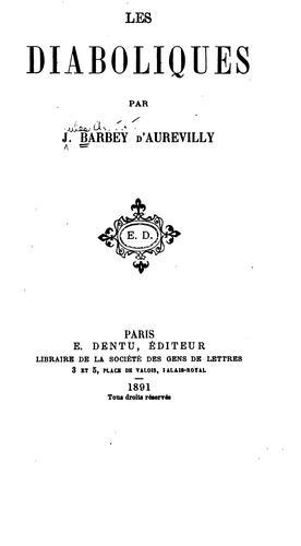 The diaboliques