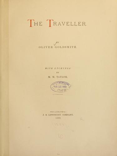 The traveller.