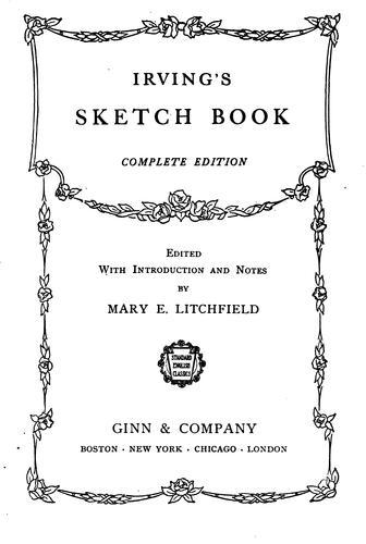 Download Irving's Sketch book