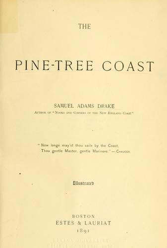 Download The Pine-tree coast
