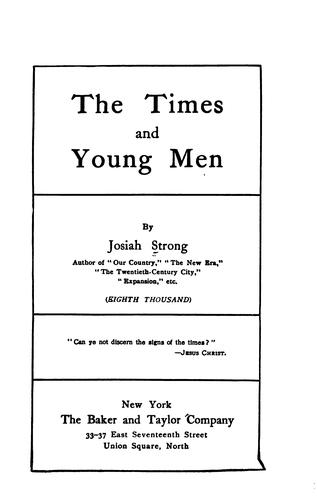 Download The times and young men