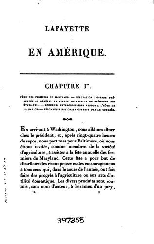 Download Lafayette en Amérique, en 1824 et 1825