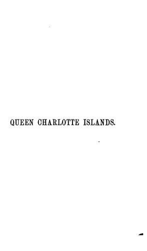 Download Queen Charlotte Islands