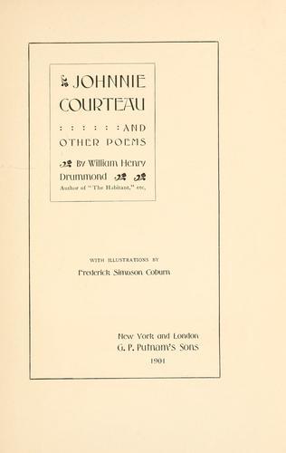 Johnnie Courteau