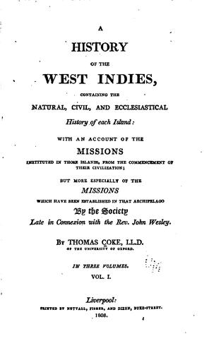 Download A history of the West Indies