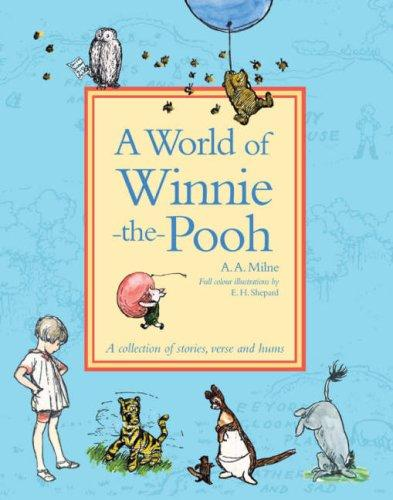 Download A World of Winnie-the-Pooh