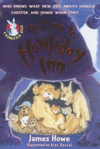 Download Return to Howliday Inn (Bunnicula Books)