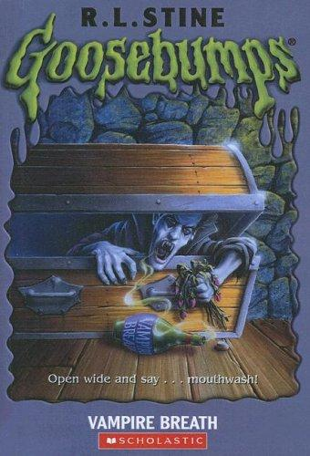Vampire Breath (Goosebumps (Unnumbered))