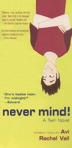 Download Never Mind! (Twin Novels)