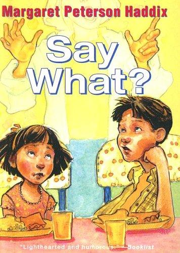 Download Say What?