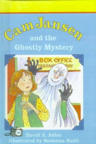 Download Cam Jansen and the Ghostly Mystery (Cam Jansen)