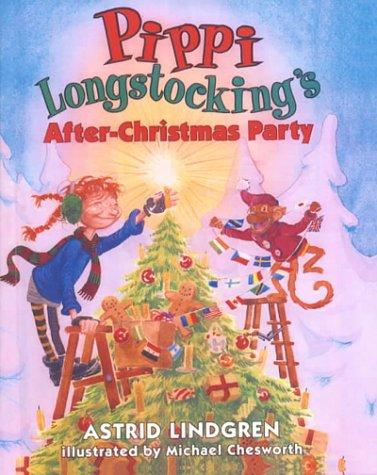 Download Pippi Longstocking's After-Christmas Party