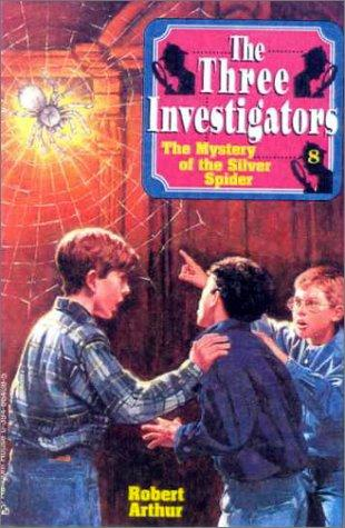 The Mystery of the Silver Spider (Three Investigators)