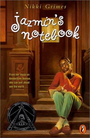 Jazmin's Notebook by Nikki Grimes