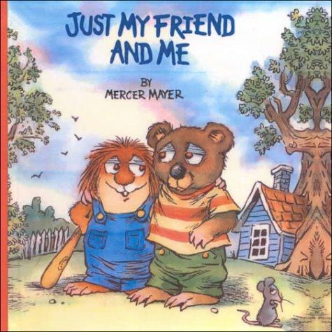 Download Just My Friend and Me (Golden Look-Look Books)