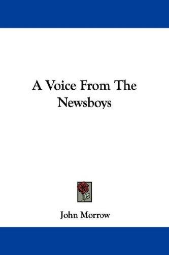 Download A Voice From The Newsboys