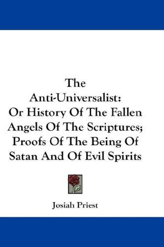 The Anti-Universalist