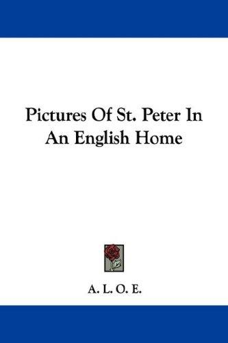 Download Pictures Of St. Peter In An English Home