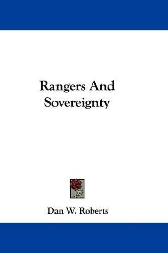 Download Rangers And Sovereignty