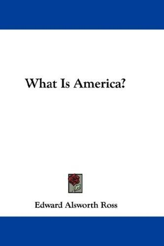 Download What Is America?