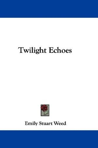 Download Twilight Echoes