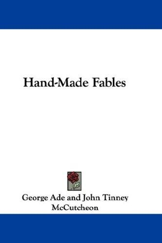 Download Hand-Made Fables