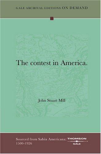 The contest in America.