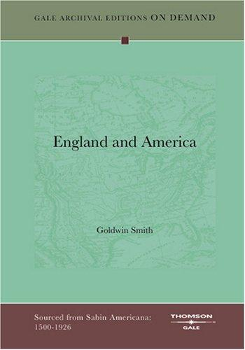 Download England and America