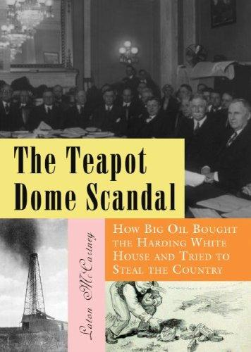 Download The Teapot Dome Scandal