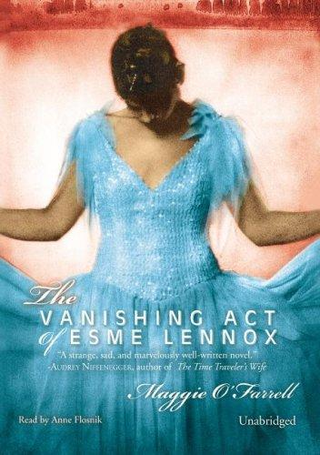 Download The Vanishing Act of Esme Lennox