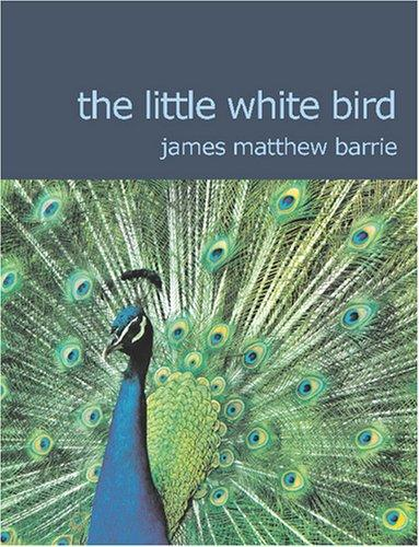 The Little White Bird (Large Print Edition)
