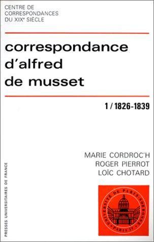 Download Correspondance d'Alfred de Musset