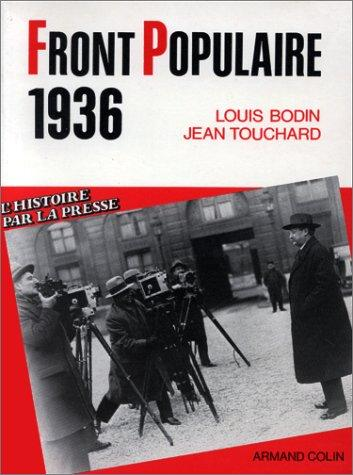 Front populaire 1936