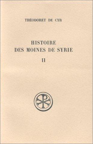 Histoire des moines de Syrie