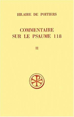 Download Commentaire sur le psaume 118