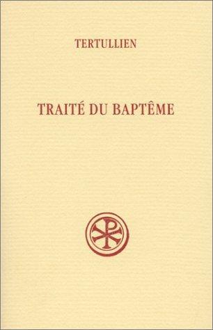 Traité du baptême