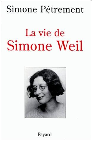 Download La vie de Simone Weil