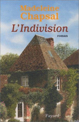 L' indivision