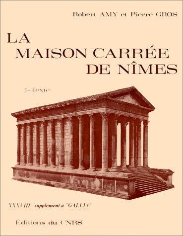 Download La Maison Carrée de Nîmes